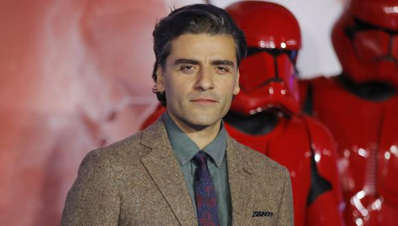 "Oscar Isaac se pasa a Marvel con la serie ""Moon Knight"". (Foto: Tolga AKMEN / AFP)"