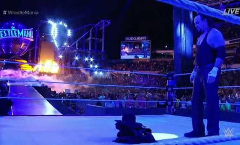 [BBC] The Undertaker: cinco facetas que lo alzaron a la gloria