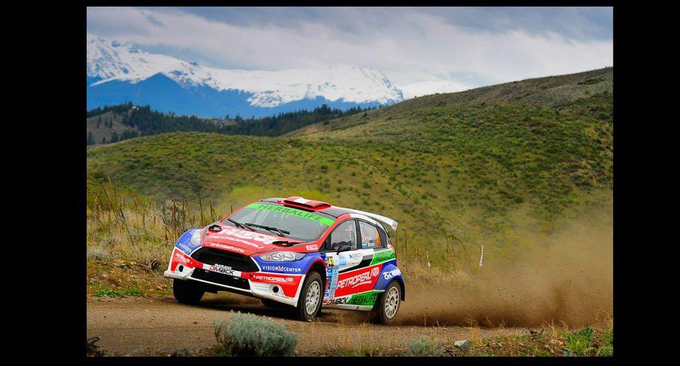Fuchs compite en el Rally Esquel y Trevelin en Argentina - 9