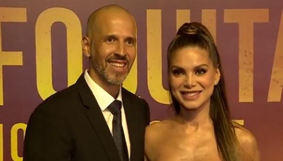 La relación de la actriz y el representante de futbolistas está basada en la confianza (Foto: Vanessa Jerí / Instagram)