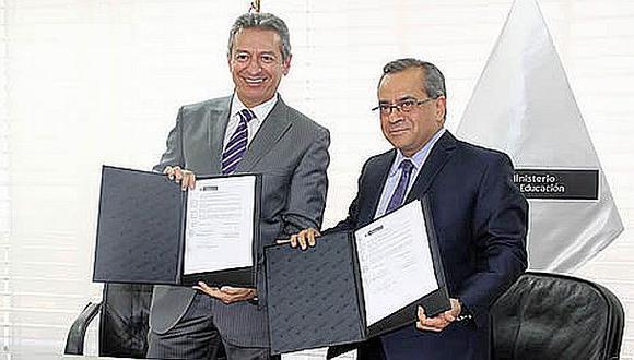 REP invertirá S/4,7 millones en colegio público de Ica