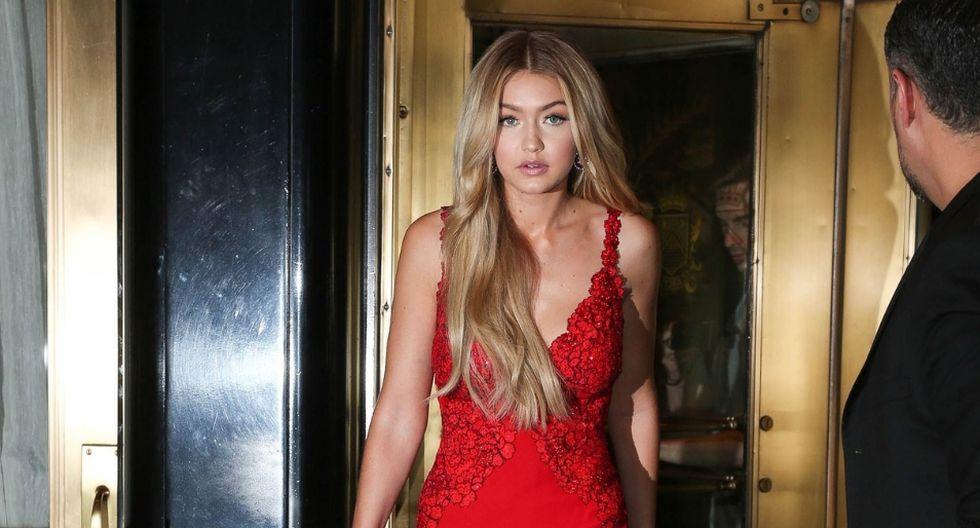 La modelo Gigi Hadid tiene más de 45 millones de seguidores en Instagram. (AFP)
