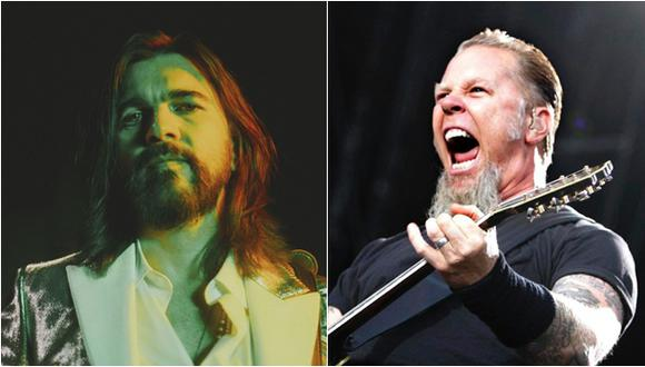 Juanes asegura que colaborar con The Metallica Blacklist ha sido uno de los regalos o el regalo más grande que le ha dado la música. (Fotos: Universal Music Group  / AFP / Bertil Ericson)