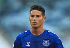 Banfield confirmó que el traspaso de James Rodríguez al Everton fue a costo cero
