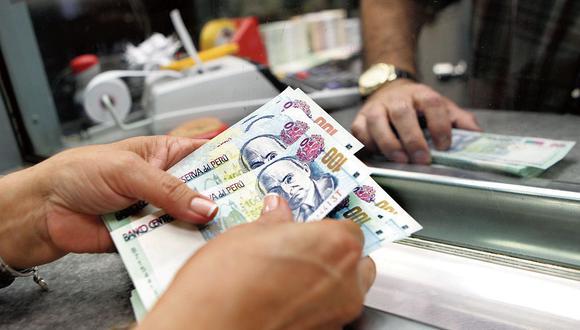El bono se repartirá en poco más de dos semanas. (Foto: GEC)