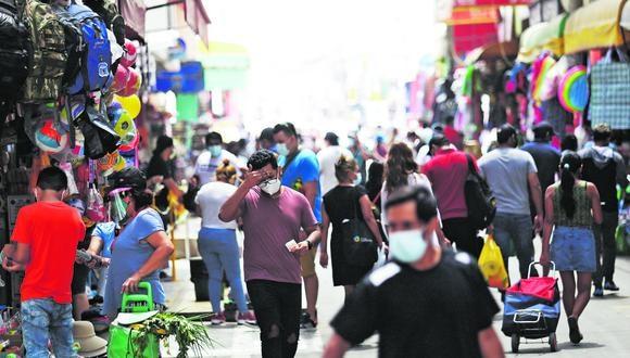 Según reporta el Minsa, el número de contagios y fallecidos por COVID-19 aumentaron significativamente en enero, luego de que se presentara una disminución en los últimos tres meses de 2020.FOTOS: GONZALO CÓRDOVA / GEC