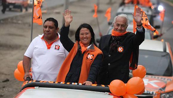 Fujimorismo tendría desbalance de S/. 2 millones en campaña