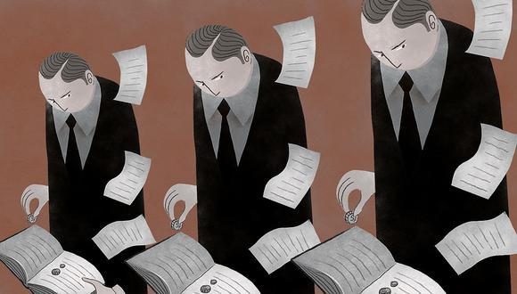 """""""¿Cómo debería entenderse que dentro del paquete de reactivación económica anunciado con gran pompa y circunstancia y que abarca al menos al 17% del PBI no se haya considerado al sector Cultura?"""". (Ilustración: Víctor Aguilar)"""