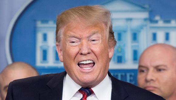 """Chuck Schumer, líder demócrata, afirmó luego de la reunión que """"desafortunadamente, el presidente se levantó y se marchó"""". (Foto: EFE)"""