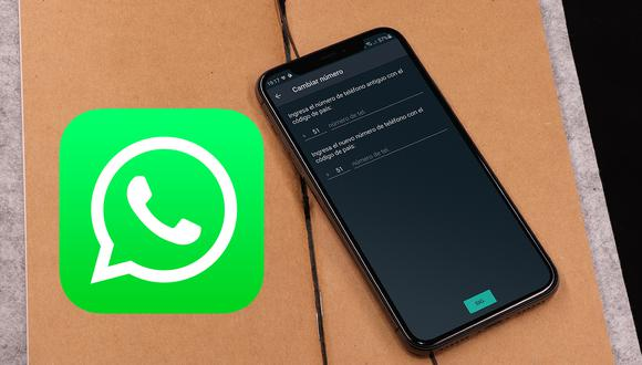 De esta forma podrás saber si tu amigo cambió de número de WhatsApp. (Foto: Mockup)