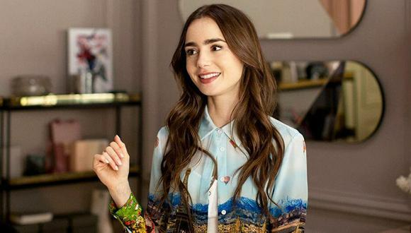 """La primera temporada de """"Emily en París"""" se estrenó el 2 de octubre de 2020 (Foto: Netflix)"""