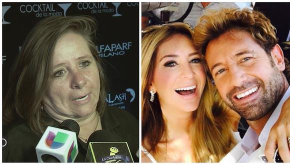 ¿Qué dijo la mamá de Geraldine Bazán tras ser acusada de filtrar video de Gabriel Soto? (Foto: Captura de video/Instagram).