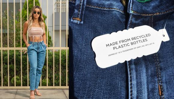 La confección son con telas ecológicas que integran un 60 % de algodón y el 40 % de botellas recicladas. (Fotos: Difusión)
