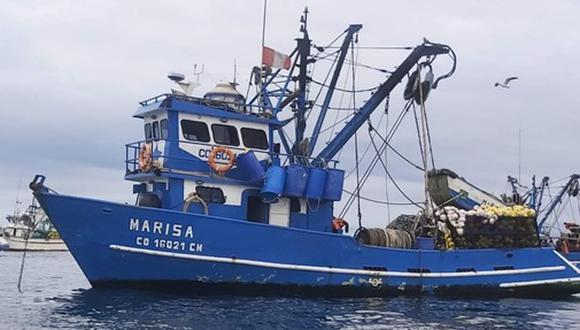 La nave Marisa era de acero, lo que habría facilitado su hundimiento por sobrecarga, sostuvo contralmirante Jorge Portocarrero. (Foto: Marina de Guerra)