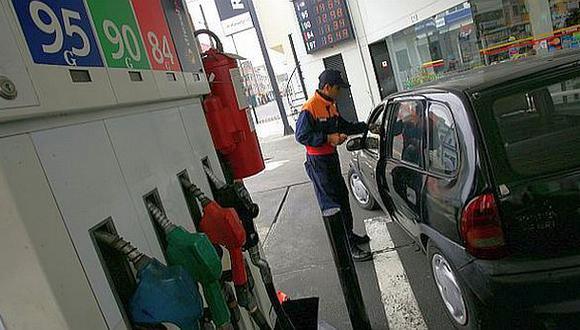 SNMPE: Régimen de Percepciones en combustibles daña al mercado