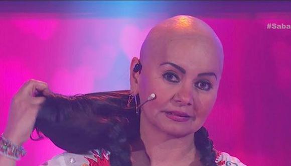 Bettina salazar, la comediante más popular de México tiene varios años luchando contra el cáncer y hoy por la pandemia, se ha tenido que ingeniárselas para tener ingresos (Foto: Sabadazo)