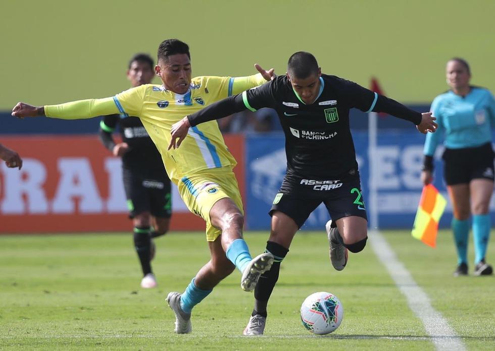 Alianza Lima vs. Carlos Stein. (Foto: Liga 1)