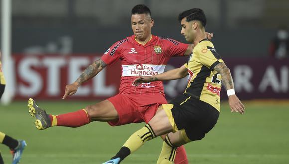 Sport Huancayo vs. Coquimbo Unido - Copa Sudamericana. (Foto: AFP)