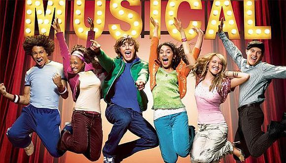 """""""High School Musical"""" es una de las películas que se podrán ver durante la Semana de la Música. (Foto: Disney)"""