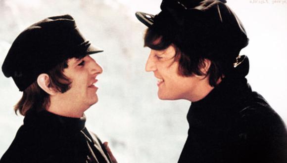 John Lennon 'saluda' a Ringo Starr por su cumpleaños número 77