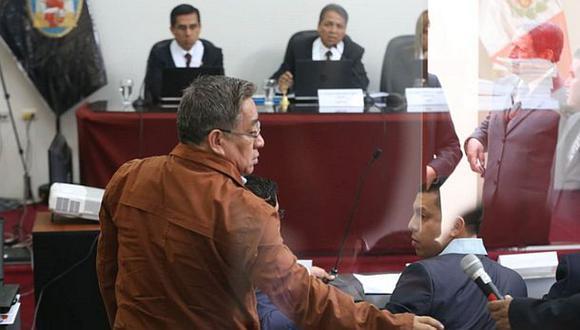 'Narcoindultos': juicio oral se suspende por pedido de acusado