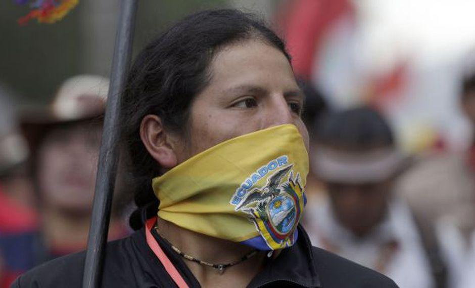 Ecuador: Indígenas llegan a Quito para sumarse a paro nacional