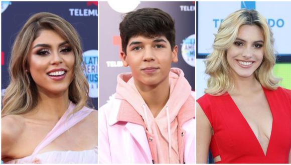 """La bloguera colombiana Paula Galindo, el """"youtuber"""" chileno Mario Selman, o la modelo venezolana Lele Pons son algunos de los """"influencers"""" latinos más reconocidos. (Foto: Getty Images / BBC)"""