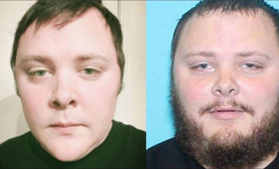 Devin Kelley mató a 26 personas en una iglesia bautista de Texas. La imagen de la derecha es de cuando fue fichado por la policía tras ser denunciado por un asunto doméstico.