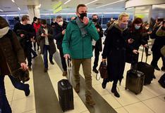 "Navalny ""debe ser liberado inmediatamente"", dice asesor de Biden"