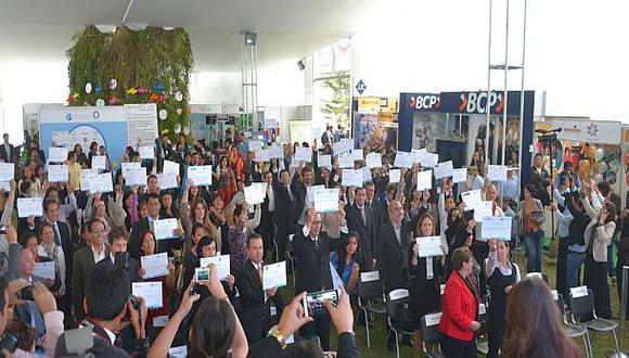 Empresas en Perú se comprometen a combatir cambio climático