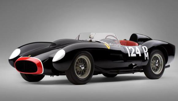 Se trata del segundo auto más caro de la historia (Foto: Difusión)