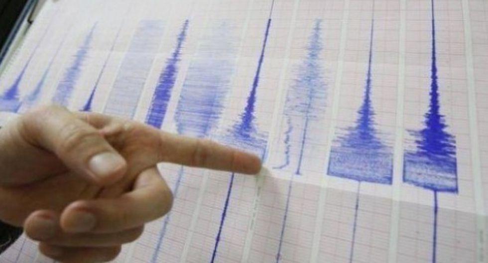 Un fuerte sismo sacudió esta noche del domingo Lima y Callao