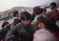 Caso insólito: cuando cuatro náufragos llegaron a Pucusana luego de estar 13 días perdidos en el mar