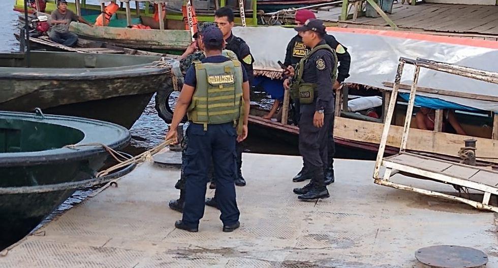 Los agentes policiales y guardacostas de la Marina de Guerra, vienen realizando la búsqueda exhaustiva para lograr dar con el paradero de los raptores (Foto: Daniel Carbajal)