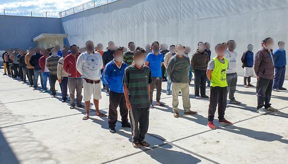 INPE informó que 134 internos se recuperaron del COVID-19 en penal de Cajamarca (Foto: INPE)