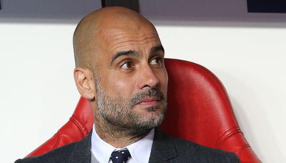 """Pep Guardiola tiene un deseo: """"Ojalá el Barcelona gane la liga"""""""