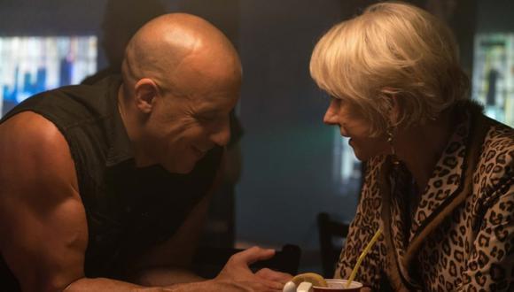"""Helen Mirren volverá a la franquicia de """"Rápidos y Furiosos"""" y cumplirá su gran deseo (Foto: Universal Pictures)"""