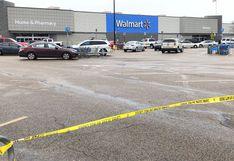 Estados Unidos: balacera en Walmart deja un muerto y dos heridos en Arkansas