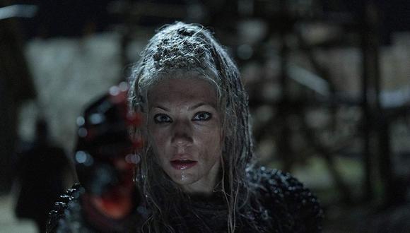 """Lagertha fue asesinada en la sexta temporada de """"Vikings"""" por uno de los hijos de Ragnar (Foto: History Channel)"""