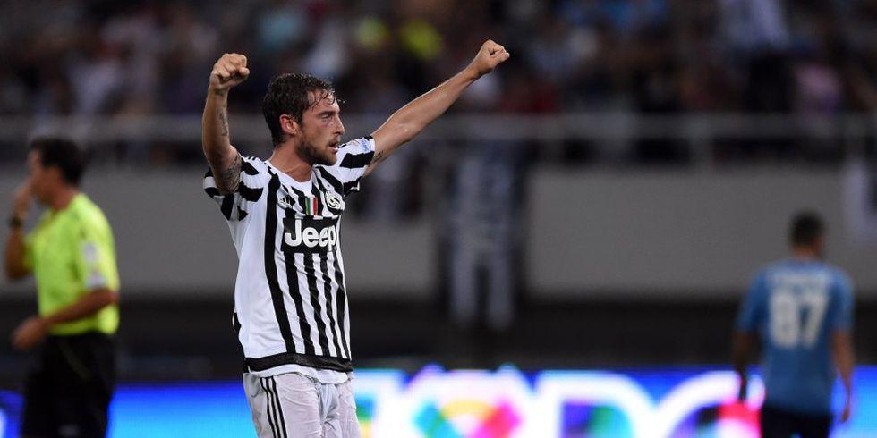 Claudio Marchisio llegó a la Juventus a los 7. (Foto: AFP)