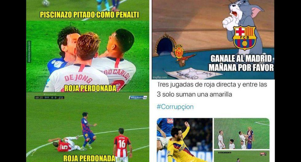 Barcelona vs. Athletic Club: con Messi de protagonista, los memes del triunfo culé en el Camp Nou. (Foto: Facebook)