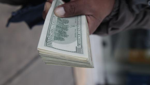 El tipo de cambio en México cerró en la jornada previa en 18,75 pesos mexicanos por dólar.(Foto: GEC)