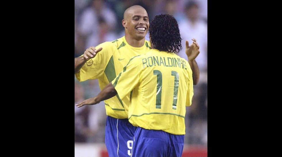 Ronaldinho cumple 35 años: la carrera de un crack en imágenes - 1