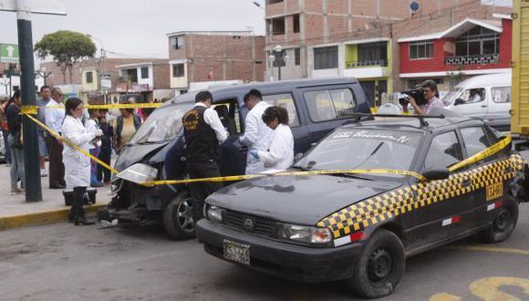 Callao: evalúan declaratoria de emergencia ante crímenes