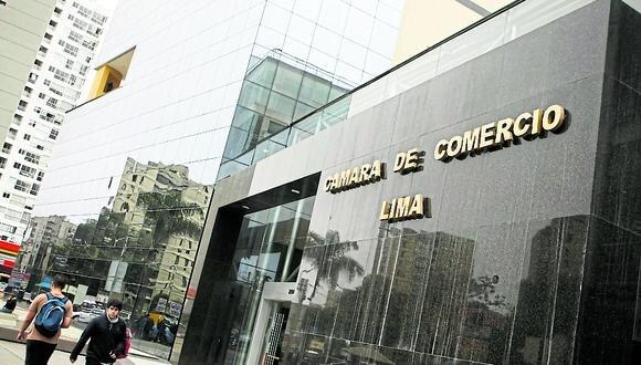 La Cámara de Comercio de Lima (CCL). (Foto: GEC)