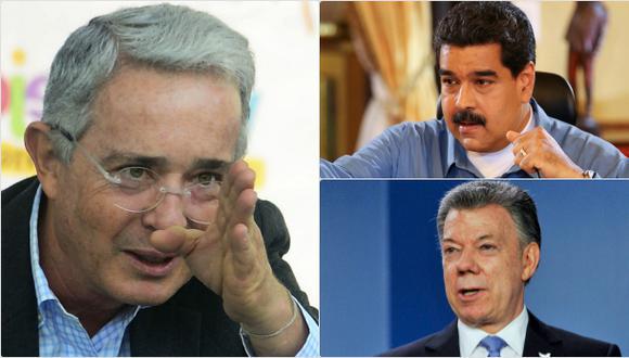 """Uribe: """"Venezuela es angustia y Colombia preocupación"""""""
