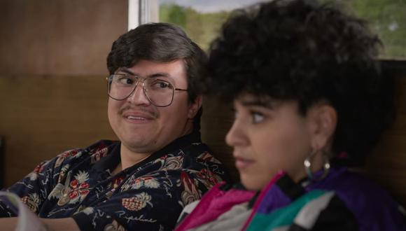 """""""No me queda más"""" es una canción de Selena Quintanilla que compuso Ricky Vela para expresar lo que sentía por Suzette Quintanilla (Foto: Selena: La serie / Netflix)"""