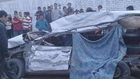 Junín: empresario muere en accidente de tránsito