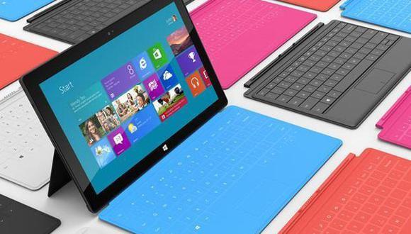 La moda de los mini: Microsoft lanza nueva versión de Surface