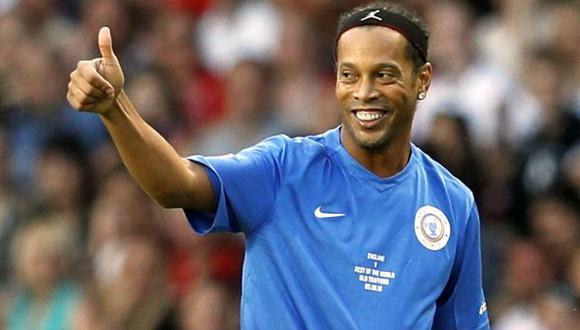 Chapecoense: hermano de Ronaldinho respondió a campaña en redes